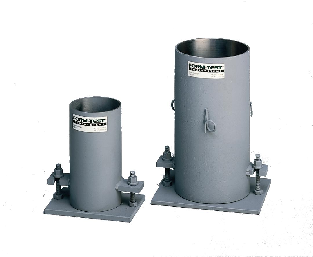 Specimen Cylinder Mould Form Test
