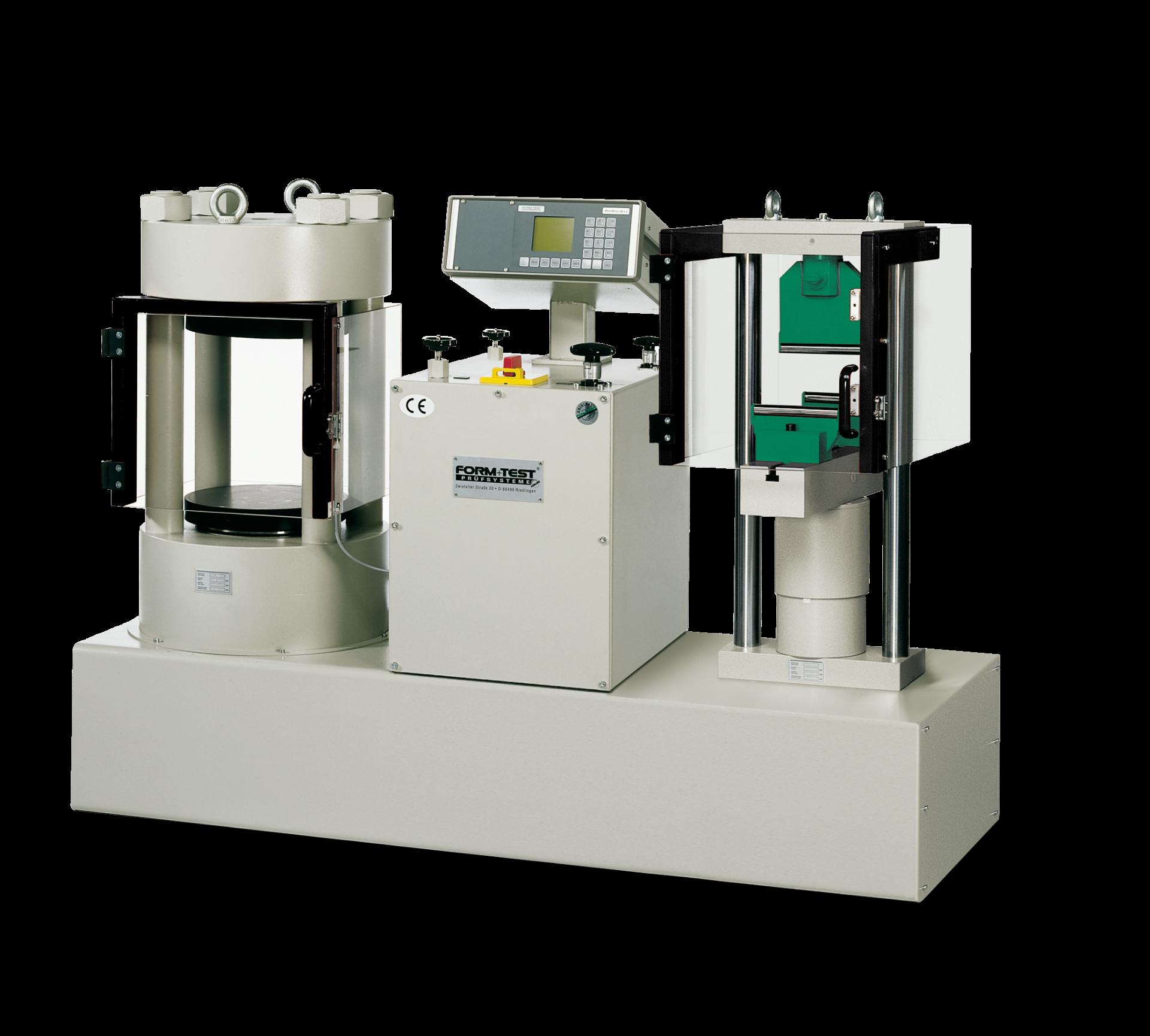 Druck Und Biegeprüfmaschine Serie Mega 7 Formtest