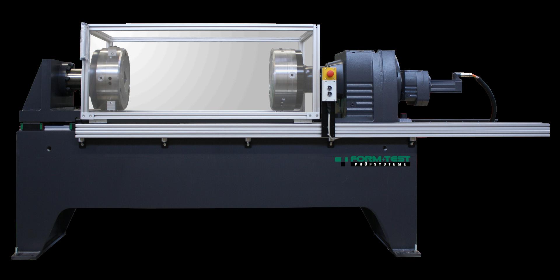 Torsion Testing Machine Up T 5000 Form Test
